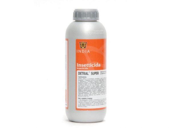 DETRAL SUPER Concentrato emulsionabile per uso civile ad azione abbattente 1L