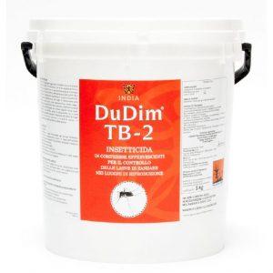 DUDIM TB2 Compresse effervescenti per il controllo delle larve di zanzare