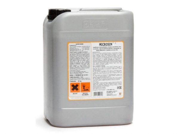MICROSIN Insetticida concentrato privo di solventi 10KG