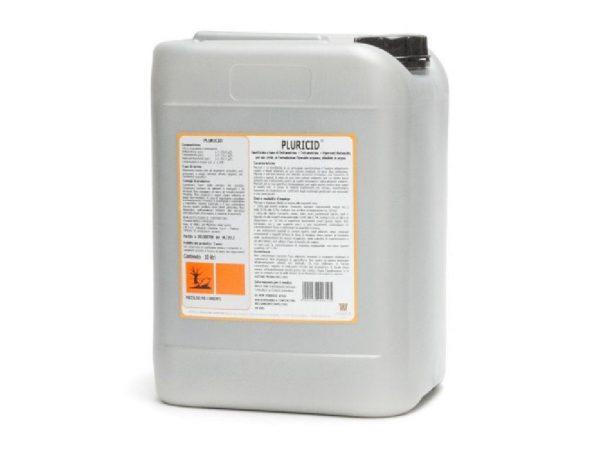 PLURICID Insetticida in formulazione flowable acquosa 10L