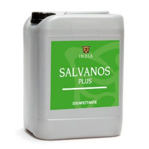 SALVANOS PLUS Disinfettante detergente profumato concentrato