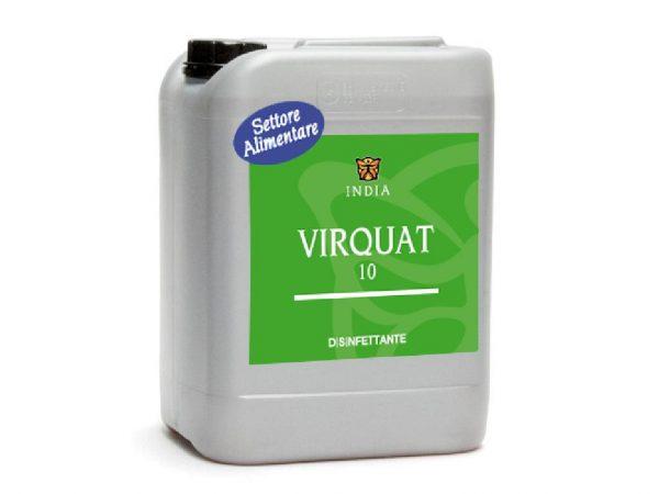 VIRQUAT 10 Disinfettante – antimuffa concentrato